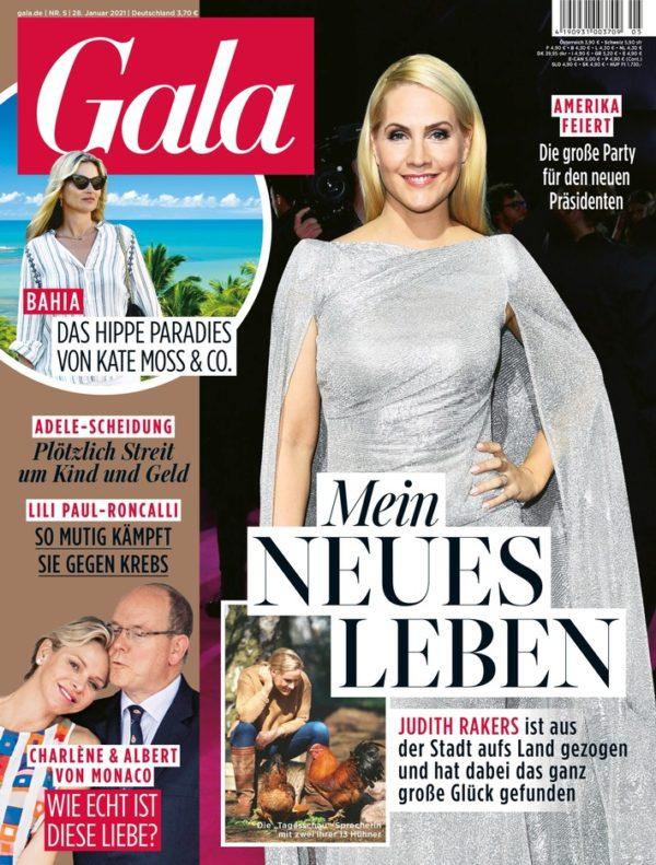 Judith Rakers: Prost auf Gockel Giovanni! - 123people.com